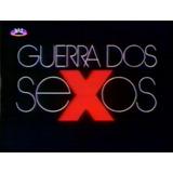 Novela - Guerra Dos Sexos (1983) - Completa - 52 Dvds
