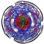 Juguete Takaratomy Beyblades Battle Top #bb82 Volume 5 Rand