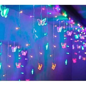 Luz Decoração Borboleta Led