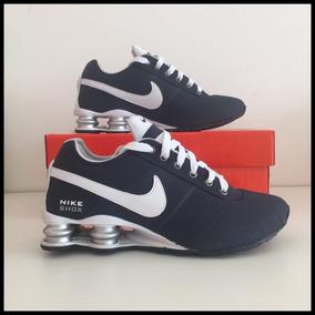 Nike Shox Delive Original Masculino E Feminino(varias Cores)