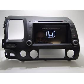 Central Multimidia Honda Civic 2007/2012 Winca Android S160