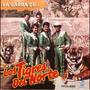 Cd Los Tigres Del Norte La Garra De
