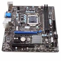 Placa Mãe Chipset Intel H61h2-m2 - Lga 1155 - Ddr3
