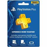 Playstation Plus 3 Meses Ps4 Ps3 Vita (código Cuenta Chile)