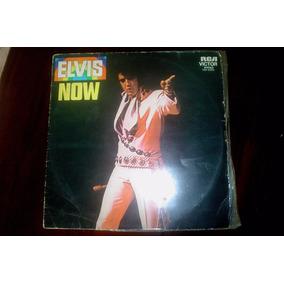 Lp / Vinil - Elvis Presley - Now