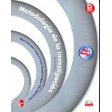 Metodologia De La Investigacion 5 Edicion + Cd Tamaño Carta