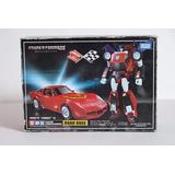 Transformers Masterpiece Road Rage Corvette Takara Tomy