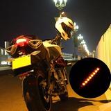 Led Luz De Freno Con Señal De Vuelta Para Moto O Auto