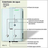 Instalación Y Reparación De Calentadores De Agua A Gas
