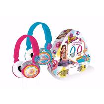 Auriculares Soy Luna Originales Con Licencia Disney