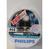 Luces/focos Delanteras Automotrices H4 Philips-europeo