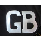 Insignia Gb Inglaterra Gran Bretaña Lotus Seven Mini Escudo
