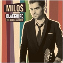 Cd Milos - Blackbird - The Beatles Album*novo/lançamento