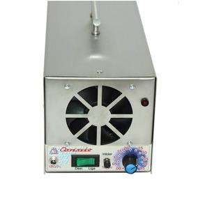 Oxi Sanitização Ozônio Carros - 4000mg Liga Em 12/127/220v