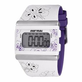 Relógio Mormaii Feminino Digital Yp9443/8g