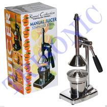 Exprimidor Manual Naranjas Limones Jugo Zumo Extractor
