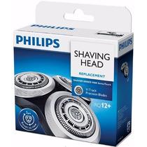 Philips Cabezal De Afeitado Rq12/60 Cuchillas Afeitadora