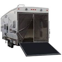 Red Malla Protectora Para Camion Camper Classic Accesories