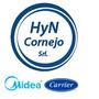 Aires Acondicionado Piso Techo Carrier 6 Tr Frio Calor