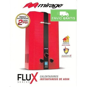 Boiler Calentador De Agua De Paso Gas Lp Electrónico Mirage