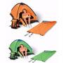 Set Camping 1 Carpa + Mochila + Colchoneta + Sobre Dormir