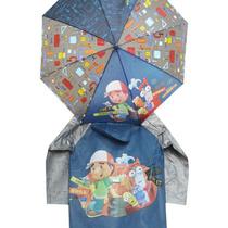 Piloto + Paraguas Infantil Manny Disney Original Premium