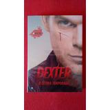 Box Dvd Dexter 7ª Temporada (4 Dvds) - Lacrado - Original