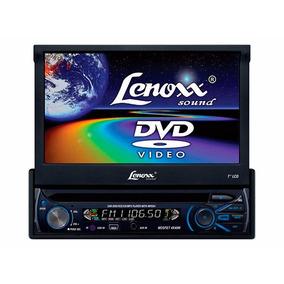 Dvd Player Automotivo Auto Radio Fm Am Usb Sd Mp3 Retratil 7