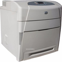Impresora Laser A Color Doble Carta Hp Laserjet 5500 Re