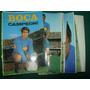 Carnet Futbol Boca Juniors Campeon Fotos Jugadores Completo