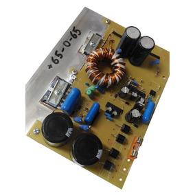 Placa Fonte Para Amplificador De Potencia