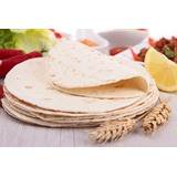 Tortillas Mexicanas De Trigo Para Tacos. Caja De 20 Docenas