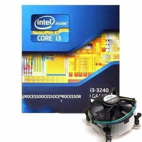 Processador Intel Core I3 - 3240 Lga 1155 3mb Cache Box!