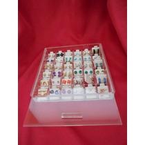 Caja Acrilico Organizadora Aretes