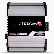 Modulo Digital Stetsom Ex 3000 Eq 3000w Rms 1 Ohm Potencia