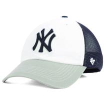 Yankees De Ny Gorra 47 Franchise Mod Closer Cerrada Nva L/xl