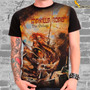 Camiseta Rock Manilla Road The Deluge