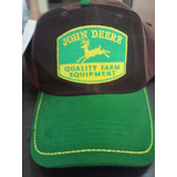 Boné John Deere Farm Lançamento Top