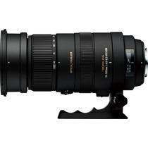 Lente 50-500 Sigma Canon Nikon 4 Anos Garantia Oficial