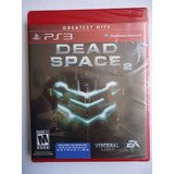 Dead Space 2 Para Playstation 3 Ps3 Nuevo Y Sellado Fisico