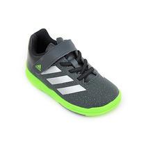 Zapatilla adidas Messi El I Kids Negro Verde