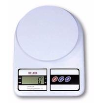 Balança Digital Eletrônica Alta Precisao 10kg Dieta Cozinha