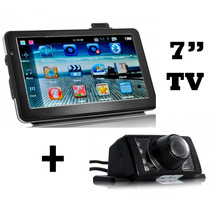 Gps 7 Pulgadas Garmin Xt + Tv + Cam + Igo+ Bluetooth, Stock!