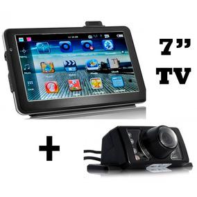 Gps 7 Pulgadas Garmin Xt + Tv + Cam + Igo+ Bluetooth, Stock!