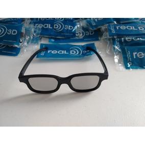 10 Pzas Lentes 3d Reald3d Cinema 3d Polarizados