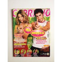 Revista Capricho N°848 Mion Luciano Huck Sandy Ano 2000