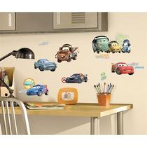Adesivo Parede Roommate Carros Colorido 2 Rmk1583-c