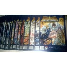 Cavaleiros Do Zodiaco - The Lost Canvas Diversos Volumes