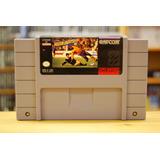 Capcom Soccer Shootout Super Nintendo Fenix Games Dx