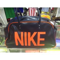 Bolsa Maleta Nike 100% Originales De Mujer